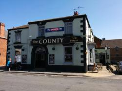 The County Hotel, Brighowgate, DN32 0QU, Grimsby