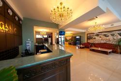 Classic Hotel, Aliyeva Street 143, 723500, Osh