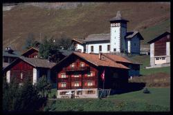 Casa Nual, Via Alpsu 107, 7188, Sedrun