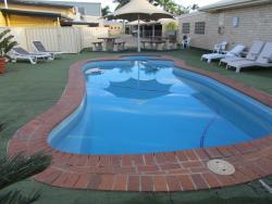 SunPalms Motel, 160 Gladstone Road, 4700, Rockhampton