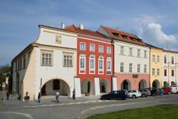 Hotel Purkmistr, Velké náměstí 42, 767 01, Kroměříž