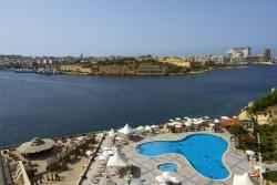 Grand Hotel Excelsior, Great Siege Road, FRN 1810, La Valletta