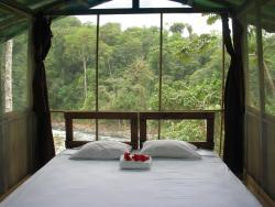 Pacuare River Lodge, Bajos del Tigre,  Río Pacuare, 30501, Bajo Tigre