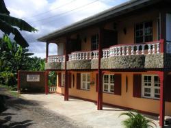 Dominica's Sea View Apartments, Main Road, Calibishie, Commonwealth of Dominica,, Calibishie