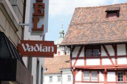 Hotel Vadian Garni, Gallusstrasse 36, 9000, St. Gallen