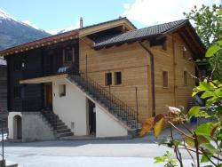 Ferienwohnung Bäjihüs, Dorfgasse 1, 3994, Lax