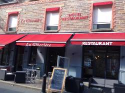 Hôtel La Gibecière, 22 Rue de la Poste, 35550, Lohéac