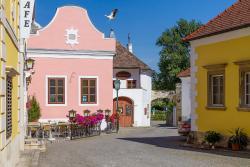 unser rosa Haus für Sie, zum Alten Stadttor 1, 7071, Руст