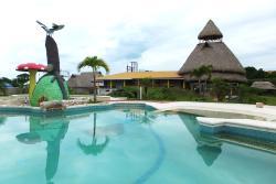Hotel La Casa de Nery La Ceiba, Primera Calle, Este Bo. La Isla, Zona Viva., 31101, 拉塞瓦