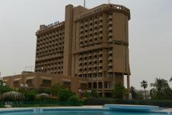 Al Mansour Hotel, Salehia near the building of Radio and TV, 00964, Baghdād