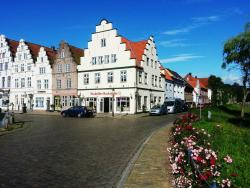 Pension Marktblick, Am Markt 24, 25840, Friedrichstadt