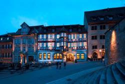 Stadt-gut-Hotel Gasthof Goldener Adler, Am Markt 11, 74523, Schwäbisch Hall