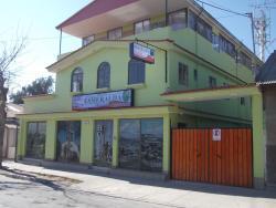 Hotel Esmeralda Vallenar, Ramirez 341, 1610000, Vallenar