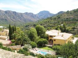 Hotel Villa Lehmi, El Buscarro, 1-3, 03518, Tárbena