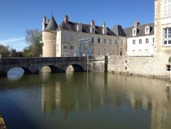 Magnifique Appartement Dans Le Château, 1, Rue De La Place, 41500, Avaray