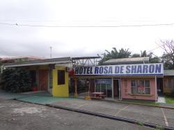 Hotel Rosa De Sharon, 50m Norte Iglesia Catolica Venecia, San Carlos, 21005, Marsella