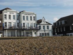 Hotel Continental, Beach Walk, CT5 2BP, Whitstable