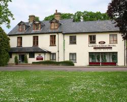 Garden Lodge Hotel, 42 Sollershott East, SG6 3JW, Letchworth
