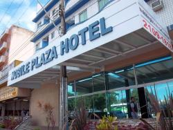 Nobile Plaza Hotel, QS 05 Rua 800, Lotes 50/52, 71956-000, Taguatinga