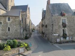 Le Relais de la Caleche, 2, route d'Angers, 53290, Saint-Denis-d'Anjou