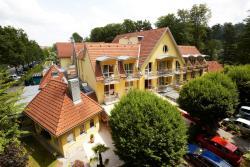 Hotel Triest, Alfred-Merlini-Allee 5, 8490, 巴特拉德克斯堡