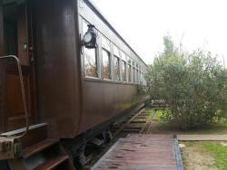 La Estación de Tren, Calle Revello (244) 720, 7240, Lobos