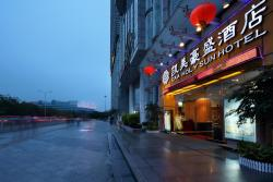 Shenzhen CAA Holy Sun Hotel, Luohu Railway Station, 1021 South Yanhe Road, 518001, Shenzhen