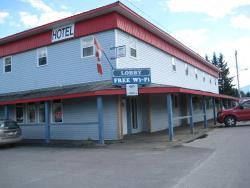 McBride Hotel, 100-1st Avenue, V0J 2E0, McBride
