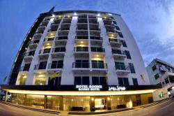 Roomz Hotel, Lot 1, No 1, Jalan Sultan Omar Ali, KB2733, Seria