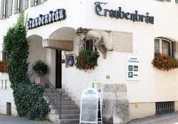 Hotel Gasthof Traubenbräu, Marktplatz 14, 86381, Krumbach