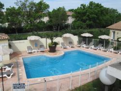 Top Motel, 12 avenue de Flore, Parc de la Trigance, 13800, Istres