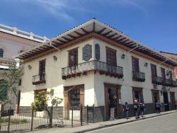 Hostal Cofradia del Monje, Presidente Córdova 10-33 y Padre Aguirre, 010150, Cuenca
