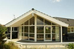 Holiday home Baunebjergvej H- 348,  6960, Havrvig