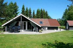 Holiday home Bøgevej A- 597,  9690, Fjerritslev