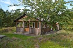 Holiday home Hovgårdsvej H- 1876,  6854, Henne Strand