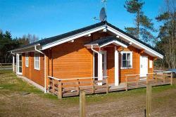 Holiday home Skovvejen H- 4156,  8400, Fuglslev