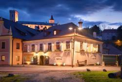 Hotel U Martina, Rožmberk Nad Vltavou 79, 38218, Rožmberk nad Vltavou