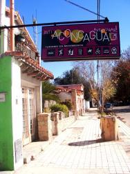Intiaconcagua Hostel, Alvear 48 (a 50 mtrs de plaza departamental), 5507, Luján de Cuyo