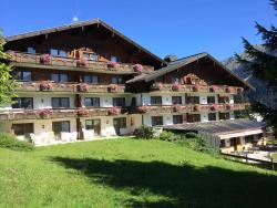 Suitehotel Kleinwalsertal, Oberseitestraße 23, 6992, Хиршег