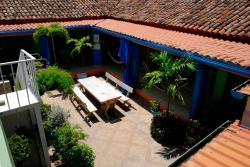 Hostal Casa Verde, 7 Calle Poniente Entre 8 y 10 Av. Sur 25, 01101, Santa Ana