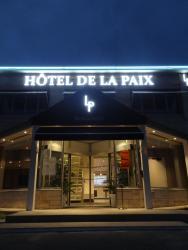Hôtel de la Paix, 11 avenue Abel Guidet, 62450, Bapaume