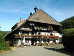 Gasthaus Bernreutehof, Bregenbach 3, 78147, Vöhrenbach