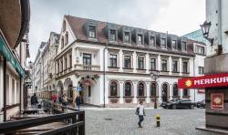 Hotel Radnice, Moskevská 11, 46001, Liberec