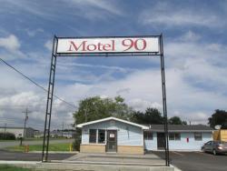 Motel 90, 2383 Highway 182, 70394, Raceland