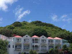 Fort Burt Hotel, Tortola, British Virgin Islands, VG1110, Road Town