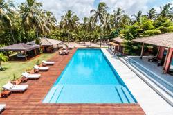 Villa Maracajau, Avenida Beira -  Mar Condominio Quintas do Coqueiral Casa 4, 59580-000, Maracajaú