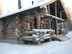 Revontuli Cottage, Kirvestie 24, 95900, Kolari