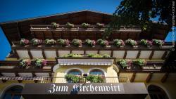 Hotel Gasthof Zum Kirchenwirt, Leitnerstraße 111, 5412, Puch bei Hallein