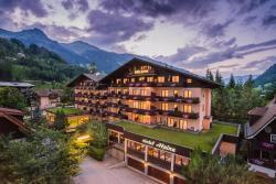 Hotel Alpina - Thermenhotels Gastein, Parkstraße 5-15, 5630, Bad Hofgastein