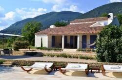 Holiday home La Cheminée des Fées, Cornet, 84400, Rustrel